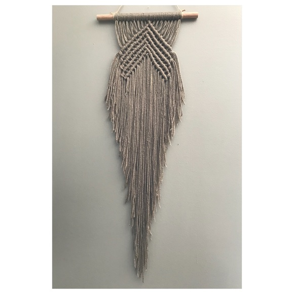 Other Final Drop Sale Macrame Wall Hanging Poshmark